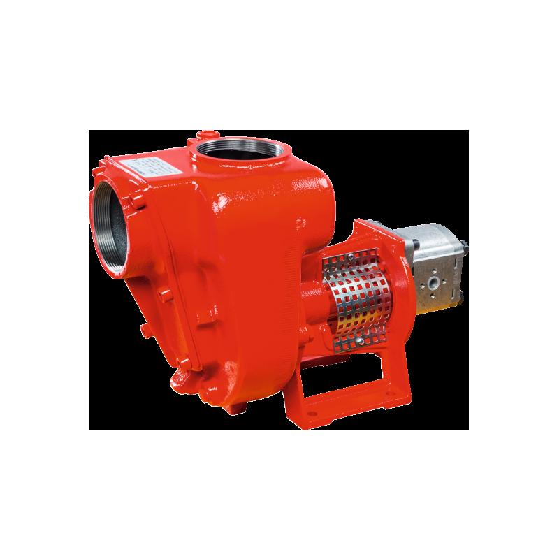 Pompe à moteur hydraulique