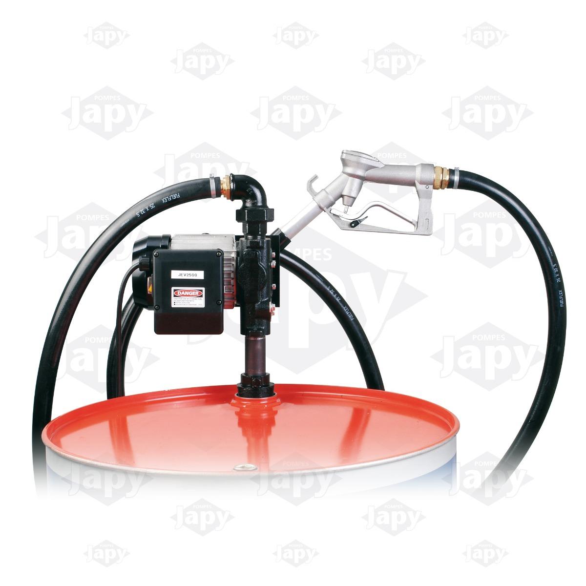 Moderne Pompe electrique vide-fut | Pompes Japy ER-84