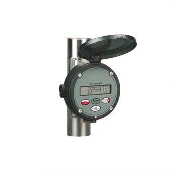 Compteur / débitmètre étalonnable à engrenages ATEX, référence K12-X