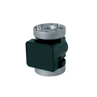 Compteur électronique à engrenages ovales à émetteur d'impulsions K603H-I