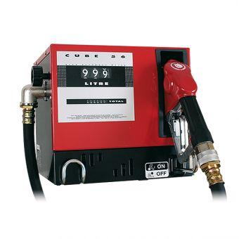 Distributeur de gasoil avec compteur K33 CUBE50, CUBE70