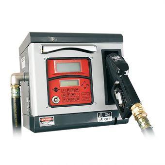 Distributeur de gasoil multi-utilisateurs avec compteur électronique CUBE70MC