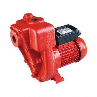 Pompe auto-amorçante monobloc avec turbine ouverte (pompe monocellulaire)