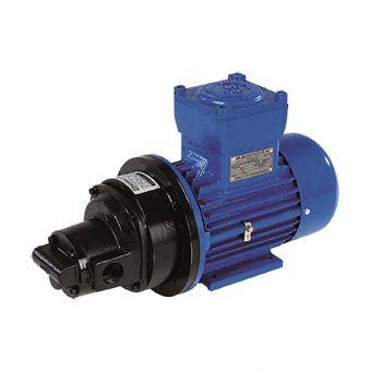 Pompes électriques à engrenages moteur ATEX