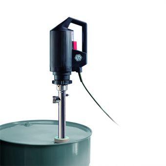 Pompe électrique vide-fûts F-INOX1000-700EX, F-INOX1000-D600EX