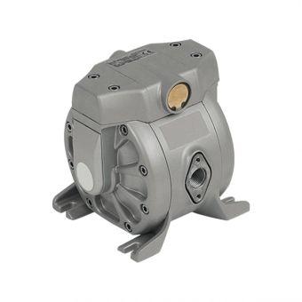 Pompe pneumatique à membranes, corps Aluminium AL1NBR-EX