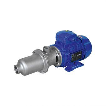 Pompe à rotor excentré, corps de pompe en inox