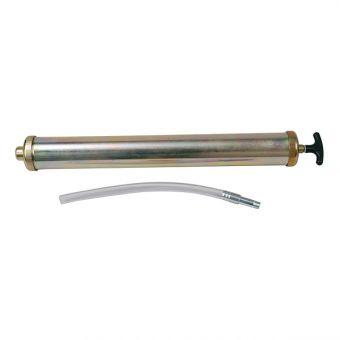 Seringues en acier 500 ou 1000 ml pour transfert de liquide